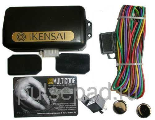 Иммобилайзер Multicode Kensai RDU