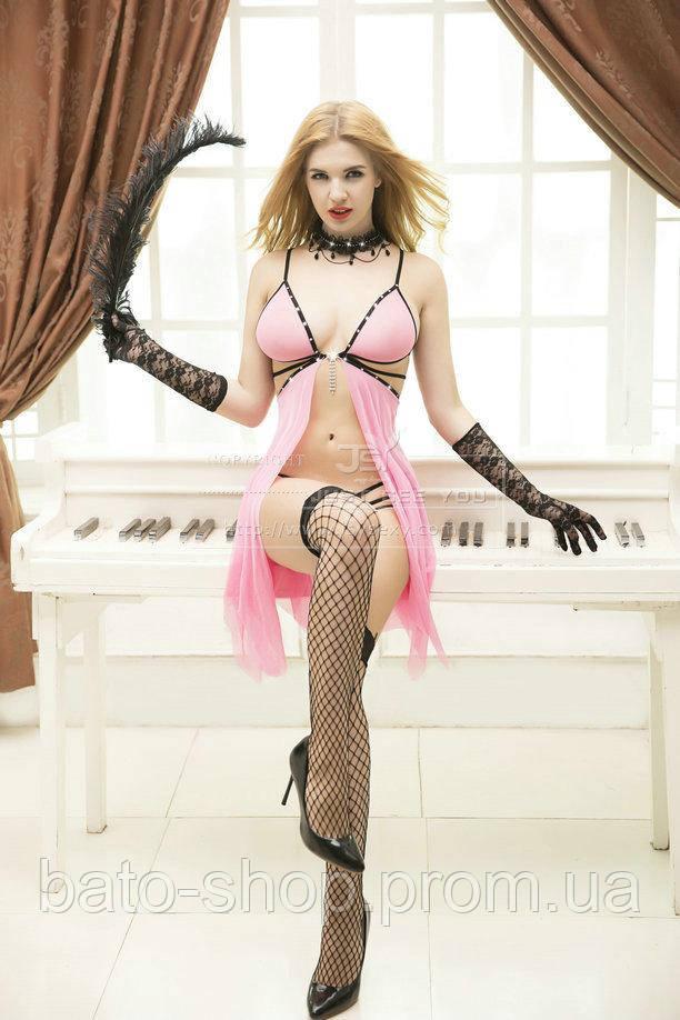 Бейбидолл розовый S/M