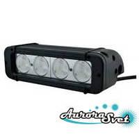 Светодиодная балка 40 Ватт универсальный вариант улучшенного освещения при любых погодных условиях.