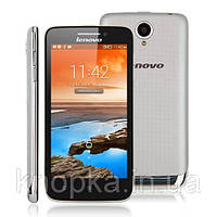 Cмартфон Lenovo IdeaPhone S658T MTK6582 Quad Core Android 4.2 (Silver) (1Gb+8Gb)