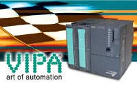 Использование контроллеров и панелей оператора фирмы VIPA для создания систем управления