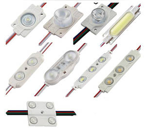 Модули LED 12V 220V