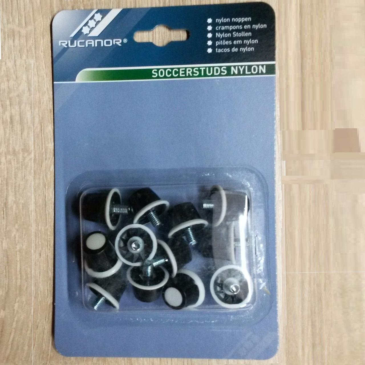 Шипы сменные пластмассовые для футбольных бутс Soccer Boot Studs