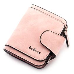 Женский кошелек Baellerry Forever Mini N2346 Персиковый (пудровый) цвет