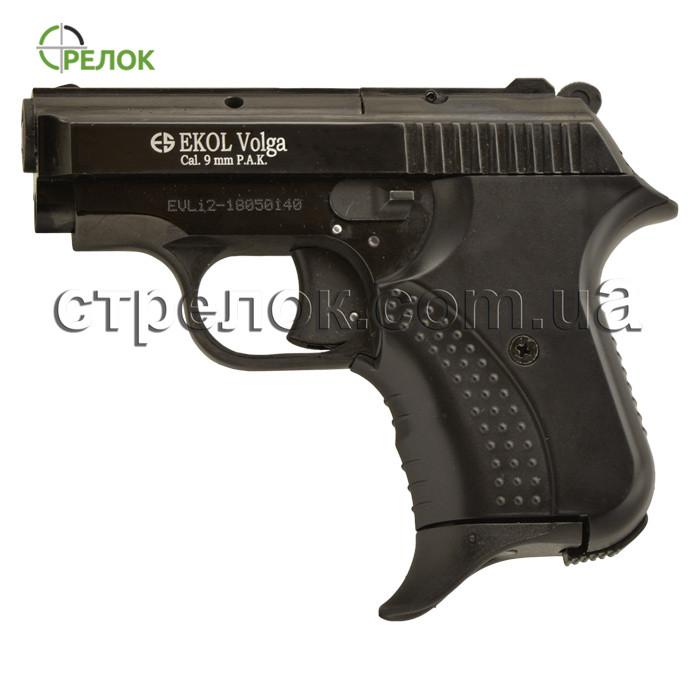 Пістолет стартовий Ekol Volga чорний