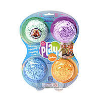Набір кулькового пластиліну EDUCATIONAL INSIGHTS - МОРСЬКИЙ БРИЗ (4 кольори)