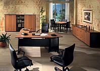 Кронос Legno - эксклюзивная мебель для вашего офиса! - К. 28 Модуль-удлинитель стол - 120x54x75 см