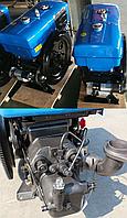Двигатель дизельный Bizon 1100NM (15 л. с., электростартером) оригинал