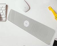 Блютуз Колонка JAKCOMBER Белый NBY-5530 FM Повер Банк micro USB SD AUХ Bluetooth