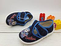 039c55a33 Детские текстильные тапочки фирмы Waldi.Жесткий задник,стелька кожаная с  супинатором