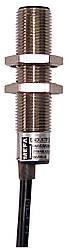 Индуктивный датчик, металлический, 3/4-х проводная схема с размером корпуса M12x1