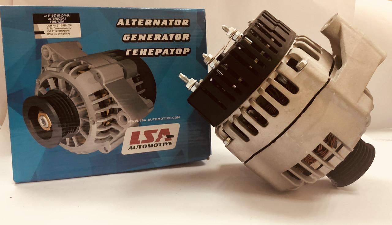 Генератор LSA ВАЗ 2110-2115 (100А) LA 2110-3701010-100А