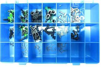 Комплект штуцеров для замера обратного слива топлива с форсунок