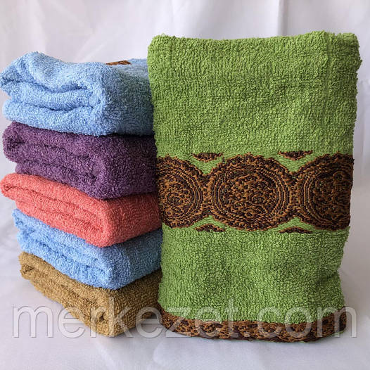 "Полотенце для бани. Махровое полотенце ""Молния"""