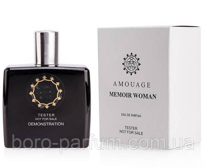 Tester женский Amouage Memoir Woman 100 мл продажа цена в