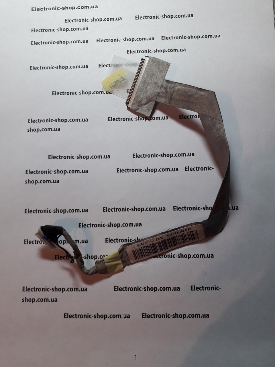 Шлейф LCD ASUS x50n оригінал б.у