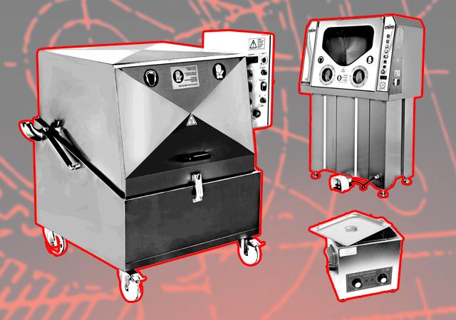 Мийка деталей і агрегатів