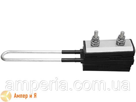 Анкерный изолированный зажим e.i.clamp.4.70.120.zr, усиленный 4х(70-120) E.NEXT, фото 2