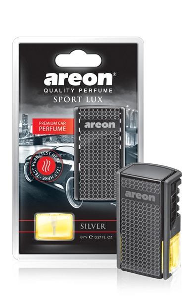 Areon Perfume Car Silver (Серебро) блистер