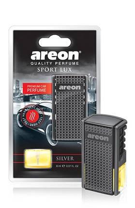 Areon Perfume Car Silver (Серебро) блистер, фото 2