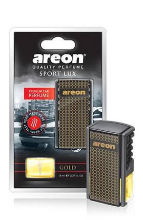 Areon Perfume Car Gold (Золото) блистер, фото 2