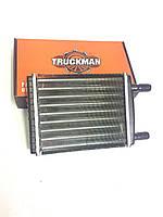 Радиатор отопителя Газель D=18 Н/О алюминиевый Truckman