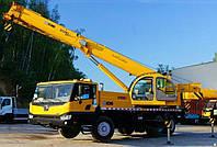 Услуги Автокрана XCMG QY25 K5 (25т, 47 м), фото 1