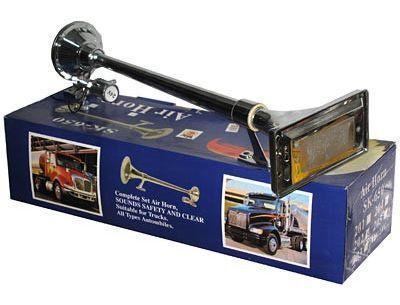 Сигнал возд CA-13740/Еlephant/1 дудка металл 24V/740mm