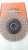 Диск сцепления Газ 53 усиленный (закрытая пружина) Truckman 53-1601130