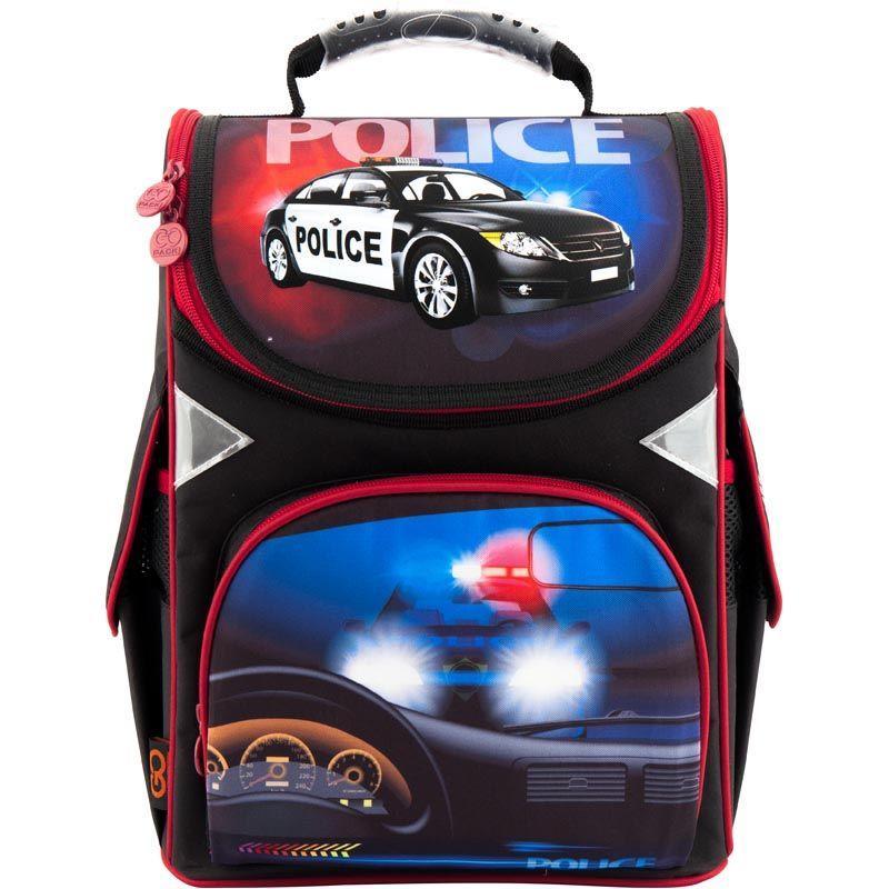 Рюкзак школьный каркасный Gopack GO18-5001S-11