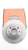 Диск тормозной передний ВАЗ 2108,2109,2115 Truckman 2108-3501070
