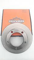 Диск тормозной передний Нива ВАЗ 2121,2123 Truckman 2121-3501070