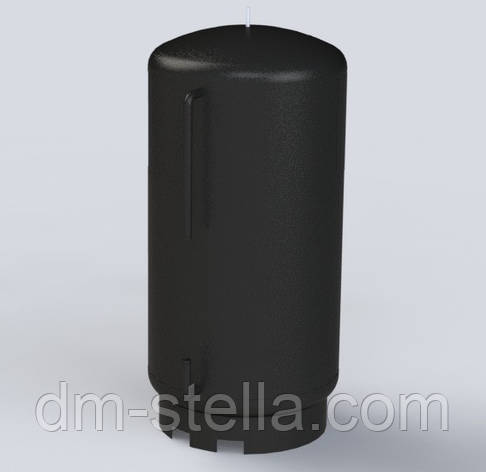 Буферная емкость (теплоаккумулятор) 1300 литров, Ø 850 мм, сталь 3 мм , фото 2
