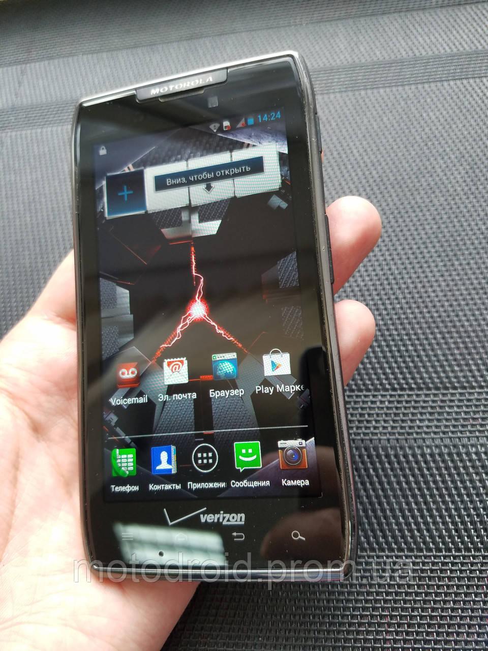 Смартфон Motorola Droid Razr xt912M