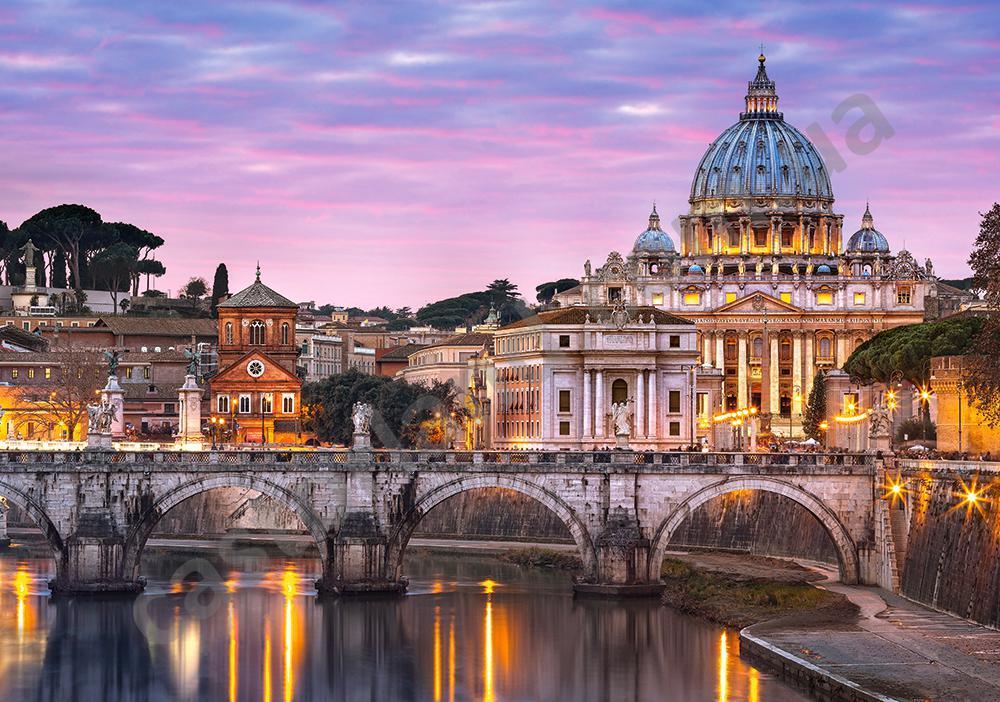 Пазлы Ватикан 500 элементов