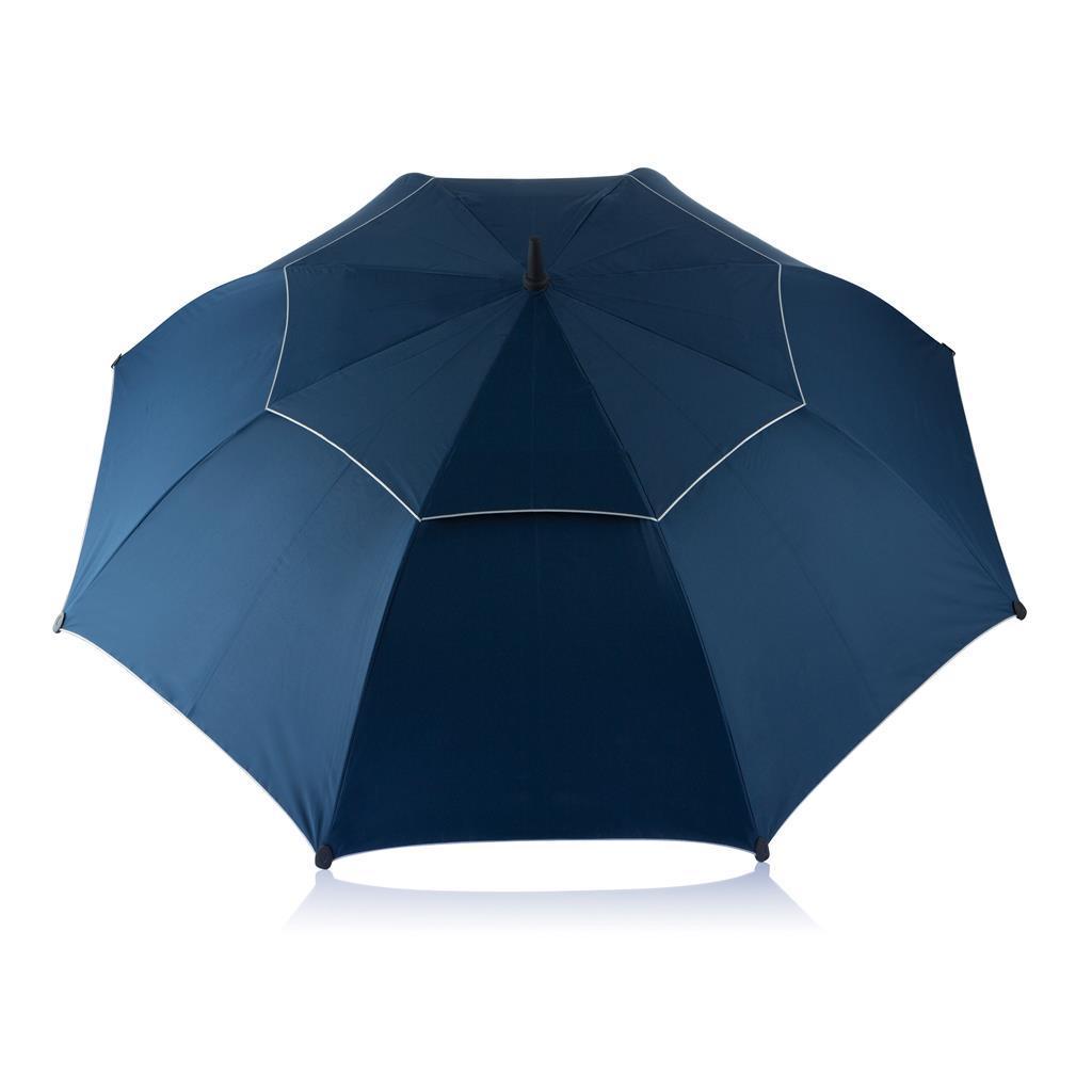 Антиштормовой зонт-трость XD Design Hurricane storm, синий