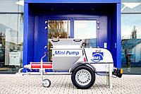 Пневмонагнітач (пневмонагнетатель / растворонасос) BMS Fluid Mini Pump