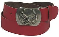 Женский кожаный ремень с пряжкой Орел, Vanzetti, Германия, 100021