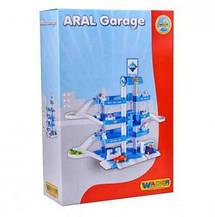 Паркинг 4 уровня с автомобилями ARAL Wader 46093, фото 3