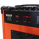 Комбоусилитель для электрогитары Aroma AG-10 Orange, фото 6