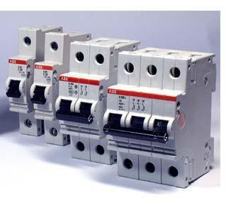 Автоматичний вимикач ABB, Siemens, Doepke