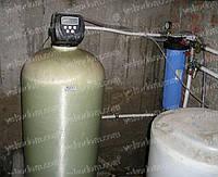 Комплексный фильтр для умягчения и удаления железа. Clack 1465 CI