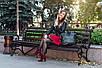 Женская кожаная сумка 22 зеленый флотар 01220105, фото 6