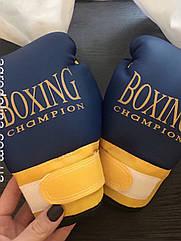Перчатки для бокса детские Boxing Special 4 oz- до 7 лет