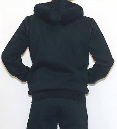 Мужской утепленный спортивный костюм (на меху), фото 3