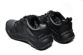 Зимние ботинки (на меху) мужские Adidas Terrex 3-099 (реплика), фото 2