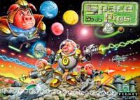 """Настольная игра """"Space Pigs"""""""