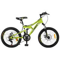 "PROFI Велосипед Profi 20"" G20DAMPER S20.4 Green (G20DAMPER), фото 1"