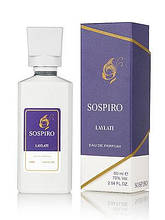 Парфюмированная вода унисекс Sospiro Laylati (Соспиро Лайлати) 60 мл