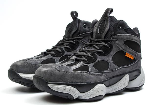 Зимние мужские ботинки Adidas Primaloft   3-201, фото 2